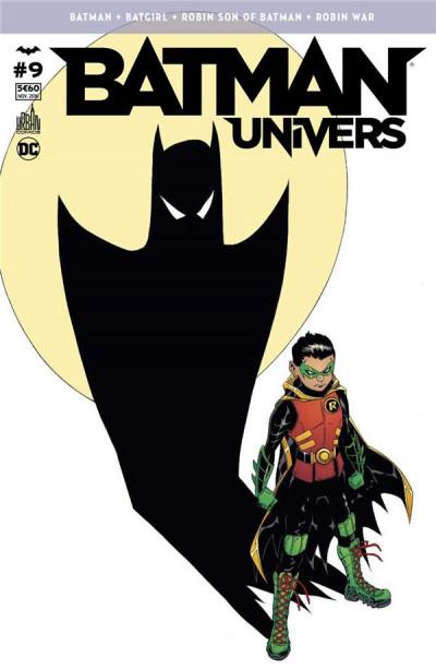 Couverture Batman univers tome 9
