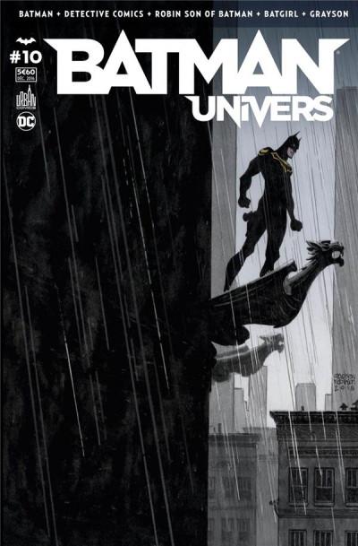 Couverture Batman univers tome 10