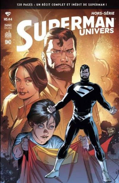 Couverture Superman univers HS tome 4