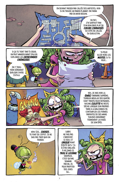 Page 8 I hate fairyland tome 3