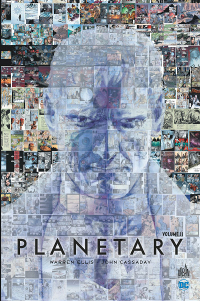 Couverture Planetary tome 2