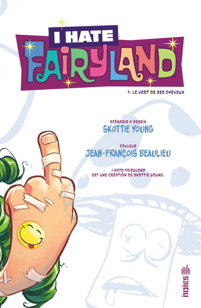 Page 3 I hate Fairyland tome 1
