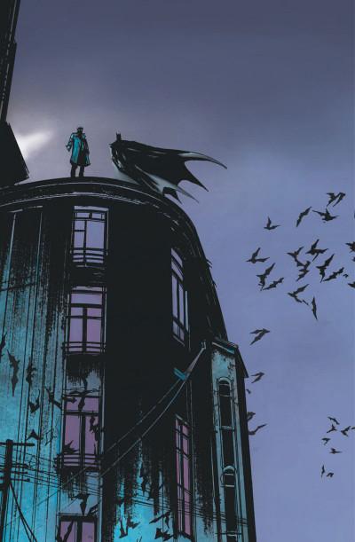 Page 2 Batman sombre reflet - intégrale