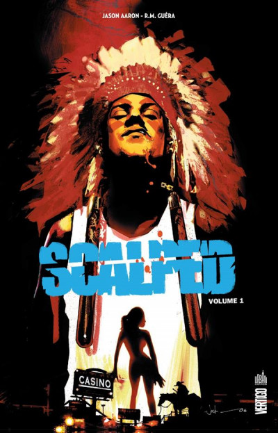 Couverture Scalped - intégrale tome 1