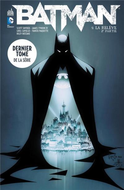 Couverture Batman tome 9