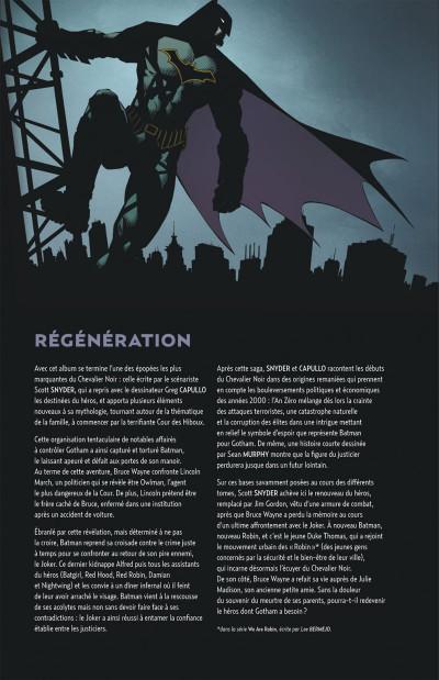 Page 4 Batman tome 9