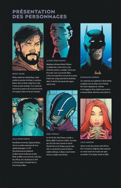 Page 5 Batman tome 9