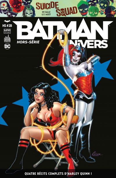 Couverture Batman univers HS tome 2 - Cover 1/2