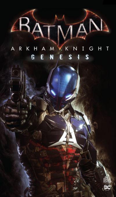 Couverture Batman arkham knight tome 2 - genesis