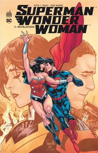 Couverture Superman & Wonder Woman tome 3