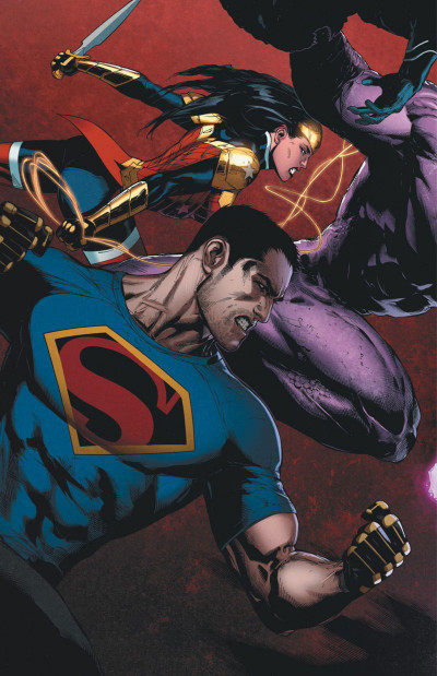 Page 2 Superman & Wonder Woman tome 3
