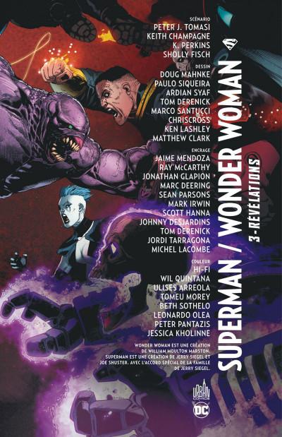 Page 3 Superman & Wonder Woman tome 3