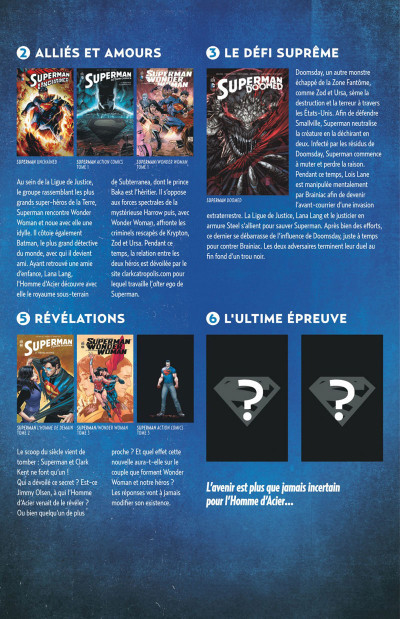 Page 5 Superman & Wonder Woman tome 3