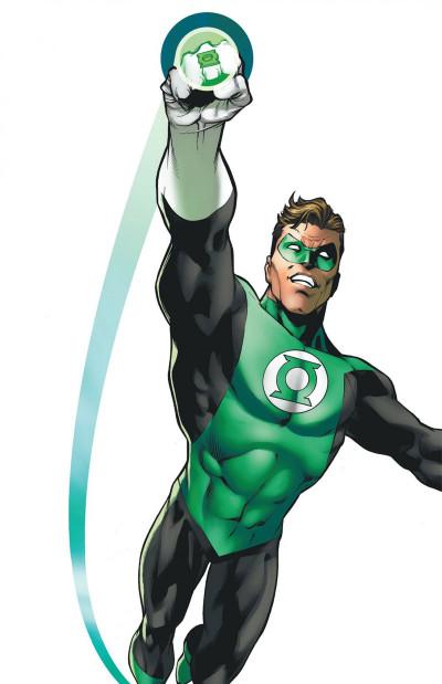 Page 2 Geoff Johns présente Green Lantern - intégrale tome 1