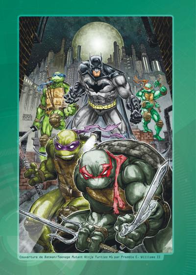 Page 8 Batman et les Tortues Ninja tome 1