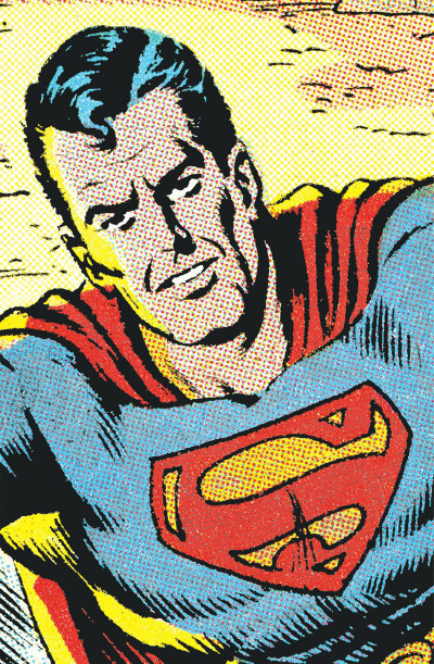 Page 1 Superman - Adieu, Kryptonite