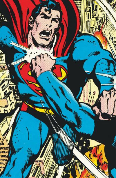 Page 2 Superman - Adieu, Kryptonite
