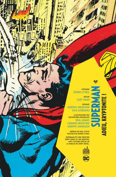 Page 3 Superman - Adieu, Kryptonite