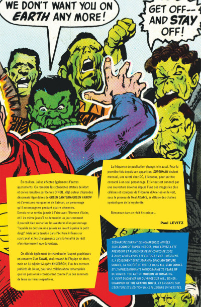 Page 5 Superman - Adieu, Kryptonite