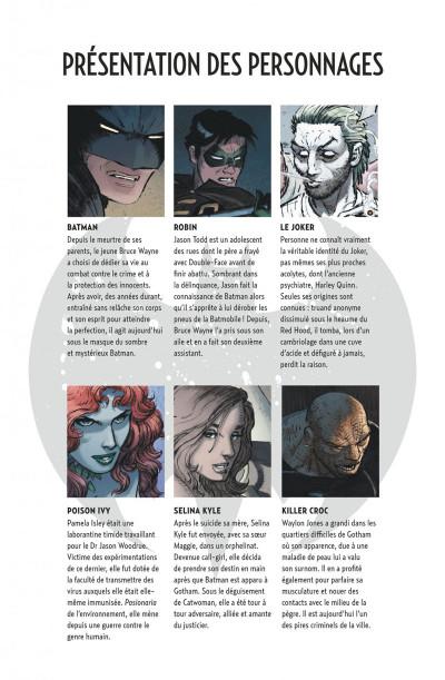 Page 5 Dark knight - The last crusade