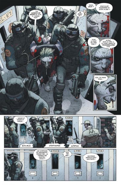 Page 8 Dark knight - The last crusade