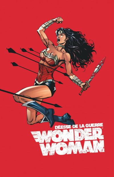 Page 1 Wonder Woman, déesse de la guerre tome 3