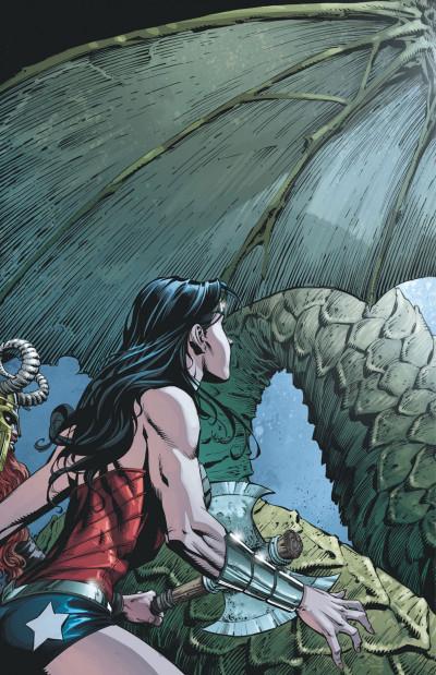 Page 2 Wonder Woman, déesse de la guerre tome 3