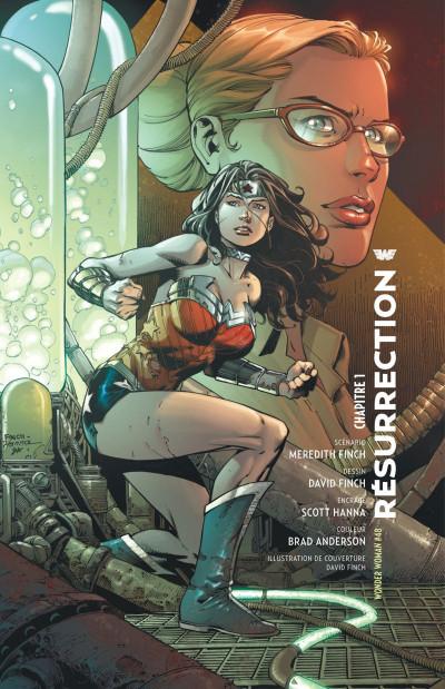 Page 6 Wonder Woman, déesse de la guerre tome 3