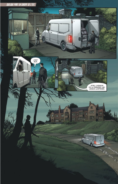 Page 7 Wonder Woman, déesse de la guerre tome 3