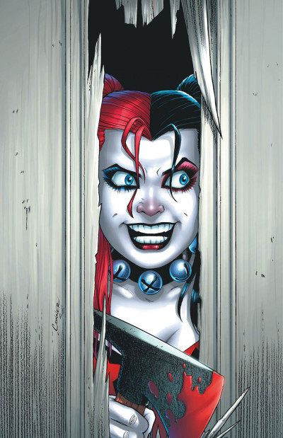 Page 2 Harley Quinn tome 4