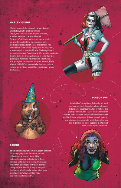 Page 4 Harley Quinn tome 4