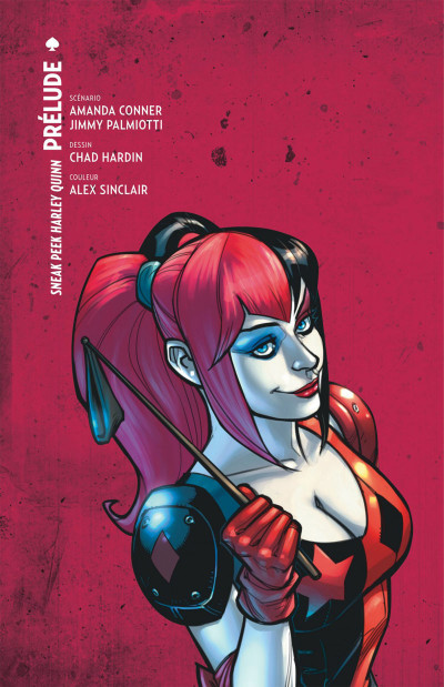 Page 6 Harley Quinn tome 4