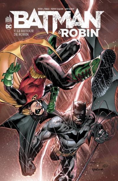Couverture Batman et Robin tome 7