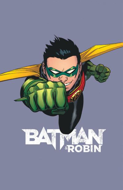 Page 1 Batman et Robin tome 7