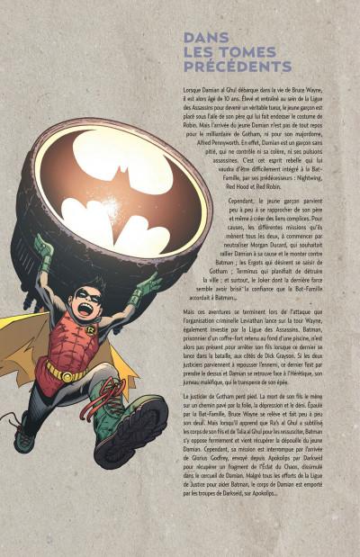 Page 4 Batman et Robin tome 7