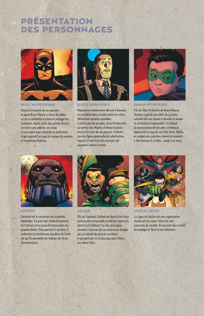 Page 5 Batman et Robin tome 7