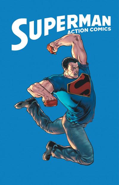 Page 1 Superman action comics tome 3