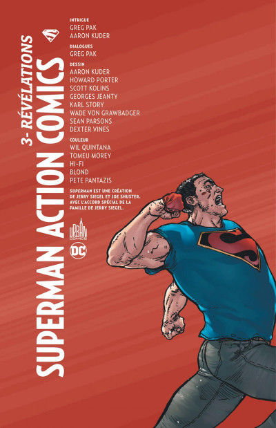 Page 2 Superman action comics tome 3
