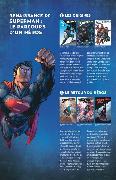 Page 4 Superman action comics tome 3
