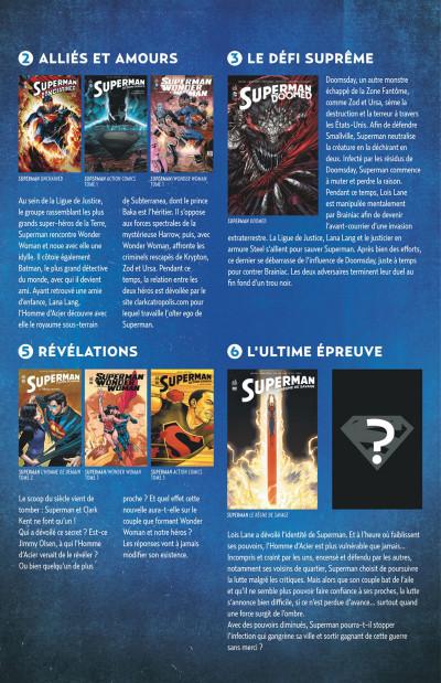 Page 5 Superman action comics tome 3