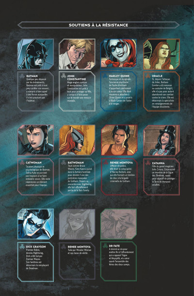 Page 5 Injustice tome 7