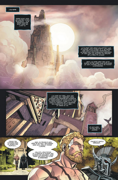 Page 7 Injustice tome 7