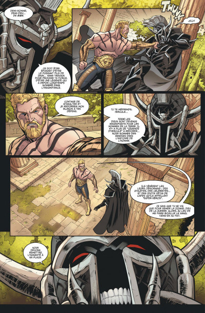 Page 8 Injustice tome 7
