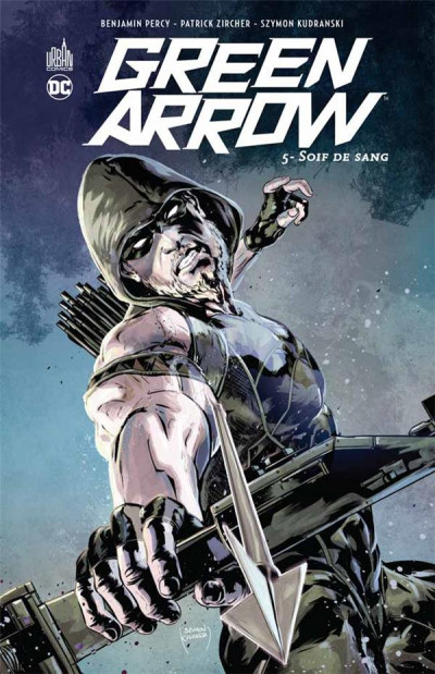 Couverture Green arrow tome 5