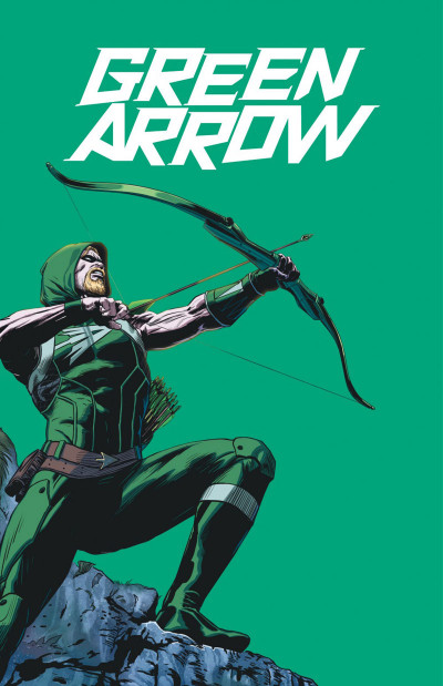 Page 1 Green arrow tome 5