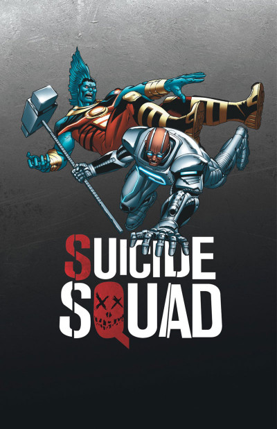 Page 1 Suicide squad tome 4