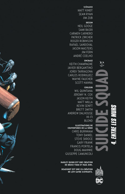 Page 3 Suicide squad tome 4