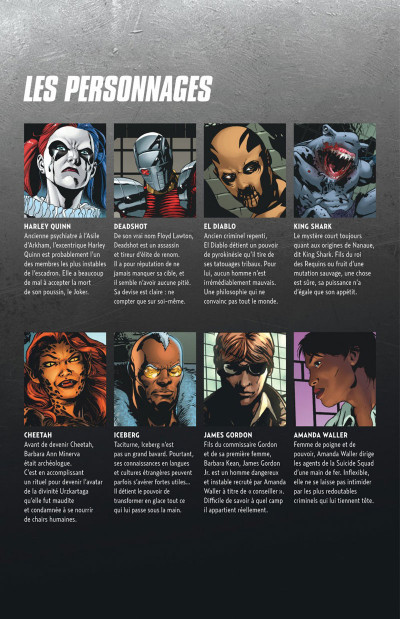 Page 5 Suicide squad tome 4