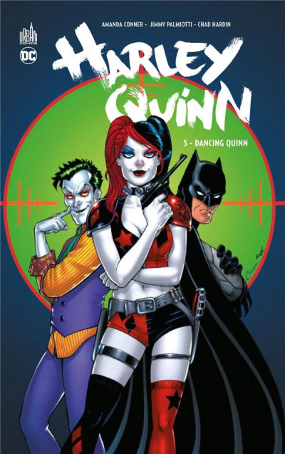Couverture Harley Quinn tome 5