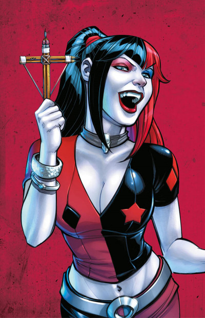 Page 3 Harley Quinn tome 5